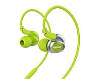 Наушники Remax RM-S1 green