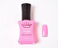 Гель лак Master Professional 10 мл №004 - Светло-розовый неон