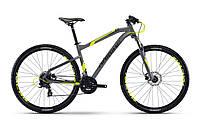 """Велосипед Haibike SEET Hardnine 2.0 29"""", рама 45 см, 2017, титан"""
