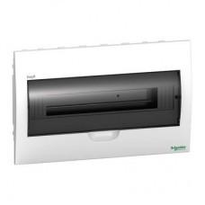 Щит Schneider Electric Easy9 встроенный 18 модулей дымч. дверь