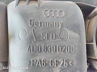 Ручка двери задней правой внутренняя AUDI A8 D2 94-02 4D0839020C