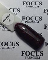 Гель-лак focus , №002