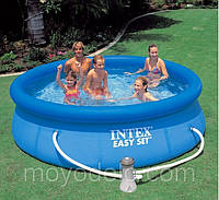 Надувной бассейн Intex Easy Set Pool 305х76см 28122