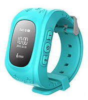 Smart Baby Watch Q50 - голубые часы