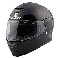 Мотошлем Shark Skwal blank black черный, L