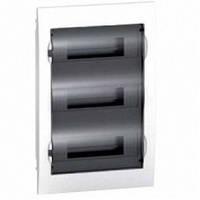 Щит Schneider Electric Easy9 встроенный 36 модулей дымч. дверь