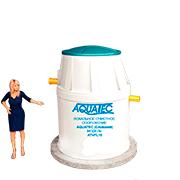 Автономная канализация Aquatec ATVFL 10