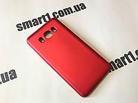 Силиконовый TPU чехол Perfect для Samsung Galaxy J5 J510 2016 красный