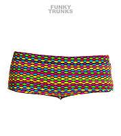 Funky Trunks Colour Cubes FT32 - хлоростойкие плавки для мальчиков