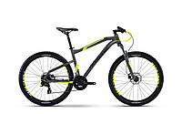 """Велосипед Haibike SEET HardSeven 2.0 27,5"""", рама 50 см, 2017, титан"""