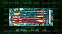 Стрелы для арбалета 14/6R (алюминий)