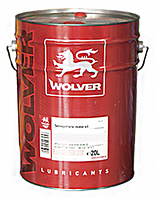 Моторное масло WOLVER Turbo Pro 10w40 20л API SG/CF