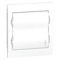 Щит Schneider Electric Easy9 встроенный 24 модулей белая дверь
