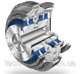 PNEUMAFLEX Технические данныеизвплоть до Номинальный крутящий момент  Т кНкНм3,41304 химическая завивка демпфирования мощности  P кВткВт0,373,70 динам. жесткость на кручение  Ct динамкНм / рад13,11748 Максимум. скорость  Nмин -1660+2400 Диаметр  Dмм5251740 Вес  м общаякг2088463