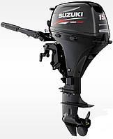 Двигатель Suzuki DF15 AS