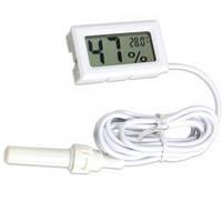 Термометр + гигрометр со щупом