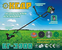Бензокоса КЕДР БГ-3900