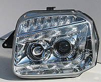 Suzuki Jimny оптика передняя хром