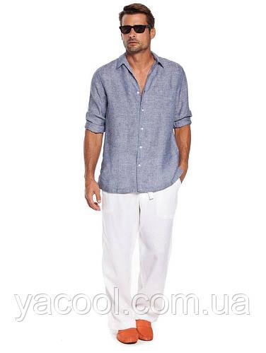 a4a6f74ca07 Мужские натуральные льняные рубашки
