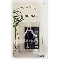 Аккумуляторная батарея оригинал для LG GS290/ A310/ T310/ T315/ T320/ T300/ GW370/ GW300/ / GU280/ GM360