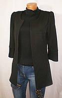 Модный практичный кардиган-пиджак на весну