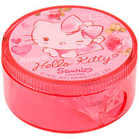 Точилка Kite с контейнером Hello Kitty круглая HK17-116