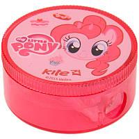 Точилка Kite с контейнером My Little Pony круглая LP17-116