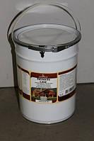 Масло-воск для внутренних и наружных работ, прозрачный, Holzwachs Lasur, 5 litre, Borma Wachs