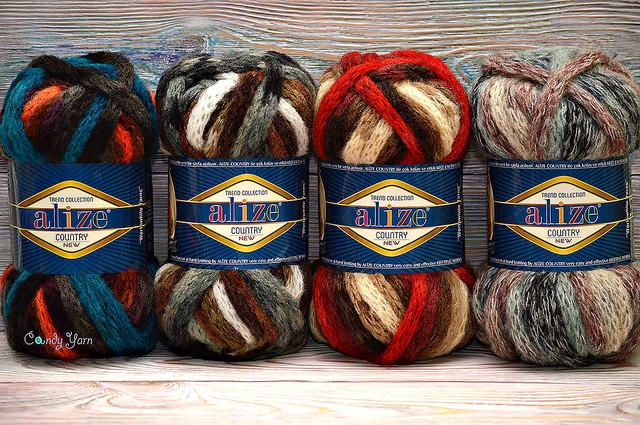 чудо пряжа для вязания без спиц опт