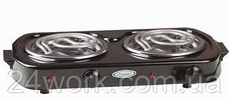 Плита настольная ЭПТ2-Т (2-2,0 кВт/220 В) Лемира (два узких тэна)
