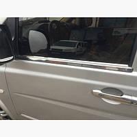 Молдинги боковых стекол Mercedes Vito W639 (2шт)