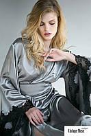 Длинный халат  'Vintage Muse negligee'