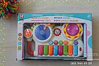 Детское музыкальное пианино игрушка для раннего развития