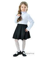 Блузка школьная (белый)