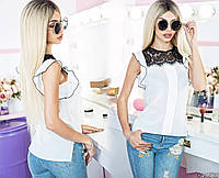 Элегантная блузка в стиле smart casual, которая внесет особый шик и разнообразит деловой образ.