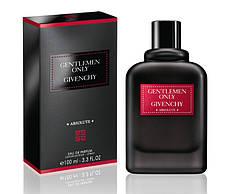 Парфюмированная вода Givenchy Gentlemen Only Absolute 100 ml