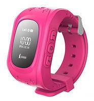 Smart Baby Watch Q50 - розовые часы