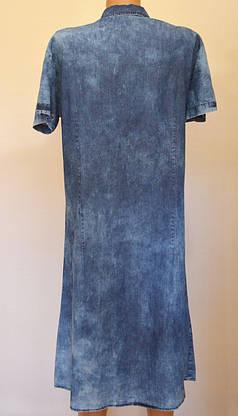 Сарафан-платье (коттон) большой размер1445, фото 3