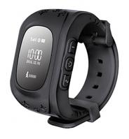 Smart Baby Watch Q50 - черные часы