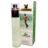 Мужской мини-парфюм с феромонами 45 мл Lacoste Essential