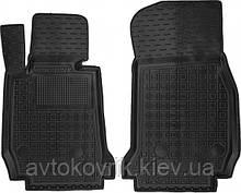 Поліуретанові передні килимки в салон BMW 3 (F31) 2011- (AVTO-GUMM)