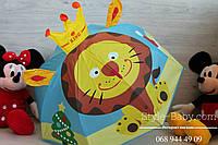 Детский зонт с рисунком в ассортименте