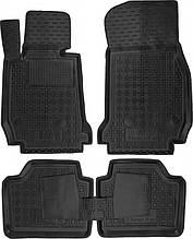 Поліуретанові килимки в салон BMW 3 (F31) 2011- (AVTO-GUMM)