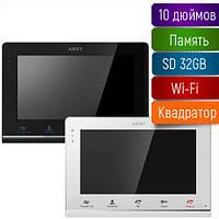 WiFi видеодомофон Arny AVD-1025-AHD цветной с памятью
