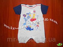 Пісочник для новонароджених кулір 2-х кольоровий р. 62 см