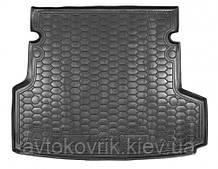 Поліуретановий килимок в багажник BMW 3 (F31) 2011 - універсал (AVTO-GUMM)