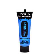 УФ для лица и тела PaintGlow Синий