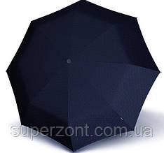 Солидный мужской зонт полный автомат Knirps T.200 Life Navy Kn9532008146, темно-синий