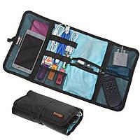 Органайзер для кабелей и мелкой электроники NY-14 Travel Organizer