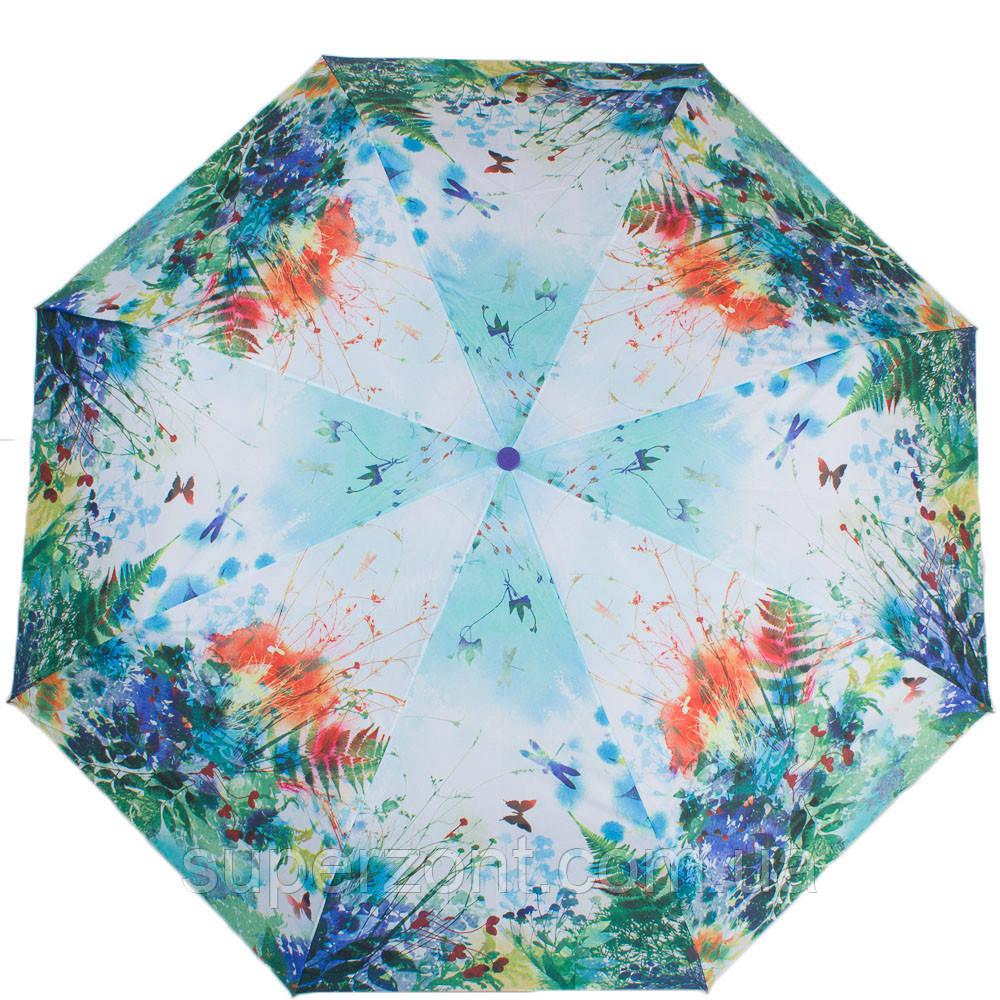 Оригинальный женский зонт автомат AIRTON (АЭРТОН) Z3916-5062 разноцветный